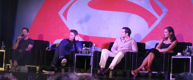 Batman vs Superman: La conferencia de prensa