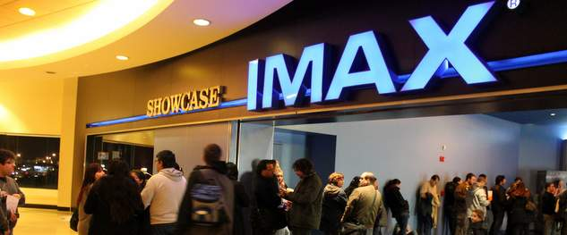 IT volvió al Imax