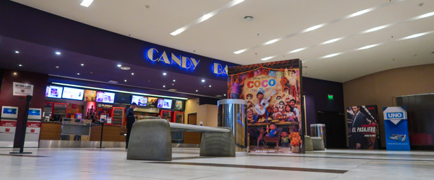 #Cines: Cinemacenter Mendoza