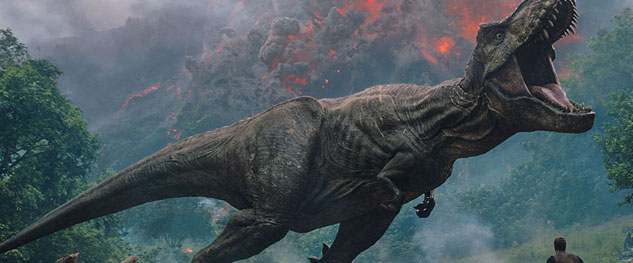 Jurassic World 2: arrancó la venta anticipada