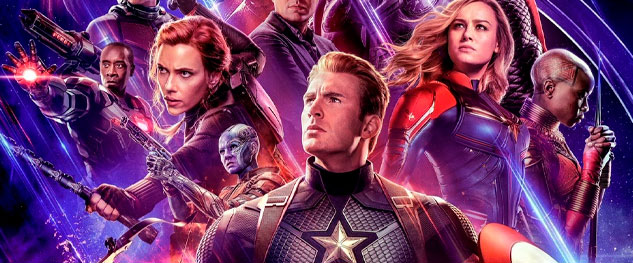 Nuevo trailer para Avengers: End Game