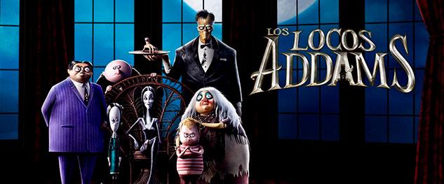 La Curiosa Historia De Los Locos Addams Cines Argentinos